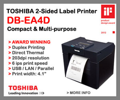 Toshiba Point of sale machines